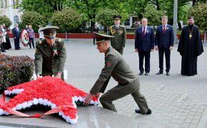 В Бобруйске прошли торжественные мероприятия, посвященные 75-й годовщине Победы в Великой Отечественной войне