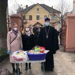 В Бобруйске прошла акция «Рука помощи»