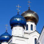 Архиерейская Божественная литургия в Неделю Торжества Православия