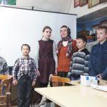 День православной книги в воскресной школе Покровского прихода Кировска