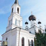 Епископ Серафим сослужил Божественную литургию архиепископу Могилевскому и Мстиславскому Софронию в день его тезоименитства