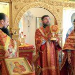 Приход Елисаветинского храма отметил Престольный праздник