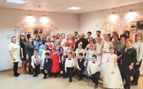 Сретенский бал православной молодежи прошел в Осиповичах