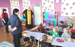 В детском саде Кировска начались занятия в православном кружке «Ангелочек»