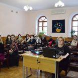 В духовном центре Георгиевского храма г. Бобруйска состоялось заседание методического объединения учителей