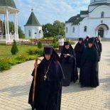 Монашеский постриг совершен в Борколабовском монастыре