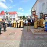Клирик Бобруйской епархии принял участия в торжествах,посвящённых памяти святителя Георгия (Конисского)