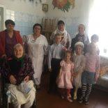 Посещение Больницы сестринского ухода им.В. О. Морзона