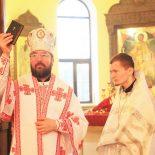 Епископ Серафим совершил иерейскую хиротонию