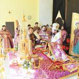 Епископ Серафим совершил иерейскую хиротонию в Никольском кафедральном соборе