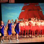 Музыкальный праздничный концерт «Алые паруса»