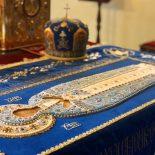Торжественное Богослужение состоялось в кафедральном соборе города Бобруйска