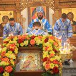 Праздник в честь Иверской иконы Божией Матери