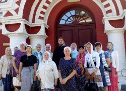 Состоялась паломническая поездка по святым местам Борисовской епархии