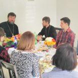 Бобруйская епархия провела пресс-тур по храмам города для журналистов городских СМИ