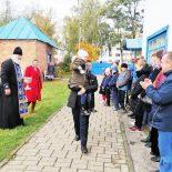Новый учебный год начался в воскресной школе Покровского храма г. Кировска