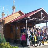 Воспитанники Воскресной школы храма иконы Божией Матери «Целительница» посетили Минск