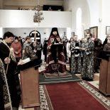 Епископ Серафим совершил чтение первой части Великого покаянного канона преподобного Андрея Критского