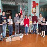 В Иверском храме завершилась благотворительная акция «Книги детям»
