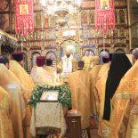Соборное служение духовенства Бобруйской епархии