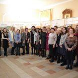 Состоялась встреча учителей–словесников с настоятелем Георгиевского храма