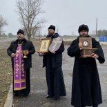 Священнослужители окропили Бобруйск святой водой