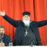 Легендарный отец Гервасий из Греции посещает бобруйских заключенных