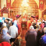 Епископ Серафим совершил Божественную литургию по случаю престольного праздника Николо-Софийского храма г. Бобруйска