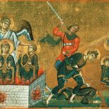 30 декабря Церковь празднует память пророка Даниила и святых трех отроков Анании, Азарии и Мисаила