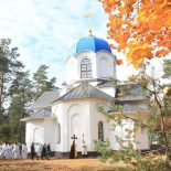 Село Чечевичи Быховского района обрело новый храм
