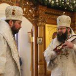 День тезоименитства отметил епископ Серафим