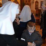 Сестричества во имя св.прав.Иулиании Лазаревской при Георгиевском храме завершило благотворительную акцию «Рождественский дар»
