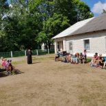 Встреча в летнем лагере