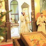 Епископ Серафим совершил уставные богослужения в канун праздника Рождества Христова