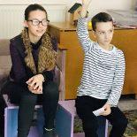 В воскресной школе Николо-Софийского храма прошла традиционная рождественская интеллектуальная игра «Ставрос»