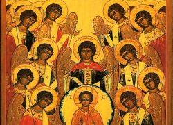 Собор Архистратига Михаила Архангела и всех Небесных Сил бесплотных: о дате праздника и иерархии ангелов