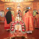 Престольный праздник храма в честь Параскевы Пятницы (III)
