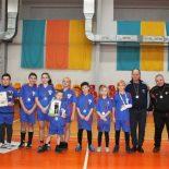 В Могилёве прошёл традиционный детский Рождественский турнир по футболу