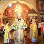 Архиерейское Богослужение в Николо-Софийском храме г. Бобруйска