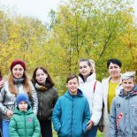 Молодежная группа Николо-Софийского храма посетила Бобруйское общественное объединение защиты животных «Добродетель»