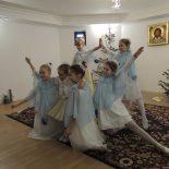 Утренник в Воскресной школе прихода храма иконы Божией Матери «Целительница» г. Бобруйска