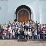 Праздник знаний в воскресной школе при Георгиевском храме