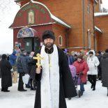 Крещенские окунания в Бобруйске
