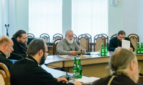Состоялось заседание Синодальной комиссии по канонизации святых Белорусской Православной Церкви