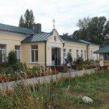 Престольный праздник в женском монастыре святых Жен мироносиц г. Бобруйска