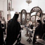Епископ Серафим завершил чтение Великого покаянного канона преподобного Андрея Критского