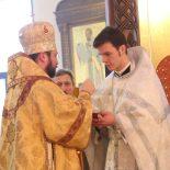 Божественная литургия и рукоположение во священника в Бобруйском кафедральном соборе
