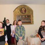 Рождественский утренник в Воскресной школе Николо-Софийского храма