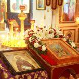 Воскресная Божественная литургия в день памяти преподобного Иоанна Лествичника