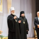 Представители молодежи Бобруйской епархии приняли участие во встрече с Патриаршим Экзархом всея Беларуси